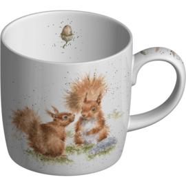 Wrendale Designs Between Friends Mug
