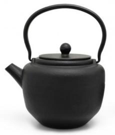 Bredemeijer Cast Iron Teapot Pucheng 1,3 liter Black