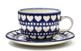 Cup & Saucer 350 ml 1769