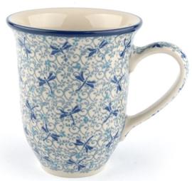 Bunzlau Tulip Mug 500 ml Firefly