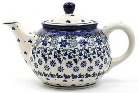 Bunzlau Teapot 0,9 l Belle Fleur