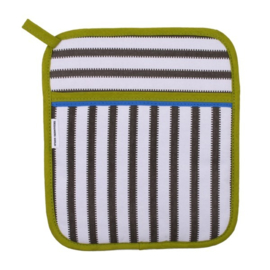 Ulster Weavers Pot Mitt Franchini Stripe -Designers Guild-