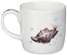 Wrendale Designs 'Happy Crab' Mug