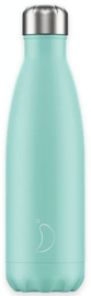 Chilly's Drink Bottle 500 ml Pastel Green