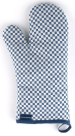 Bunzlau Oven Glove Checkered