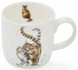 Wrendale Designs 'Feline Good' Mug