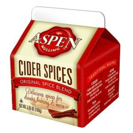 Aspen Mulling Spice