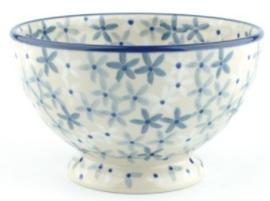 Bunzlau Bowl on Foot 630 ml 14,5 cm Sea Star
