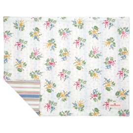 GreenGate Placemat Mira white