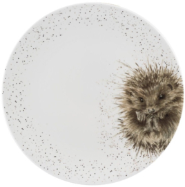 Wrendale Designs Serving Platter Hedgehog  - Ø 30 cm