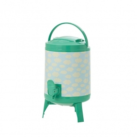 Rice Cooler Tank with Sky Print - 4 liter