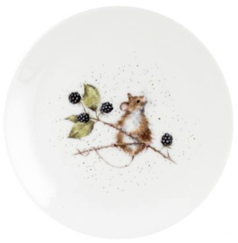 Wrendale Designs Lunch Plate Mouse