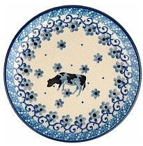 Bunzlau Cakedish 12,3 cm Cow -Limited Edition-