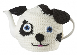 Ulster Weavers Knitted Spotty Dog Cosy