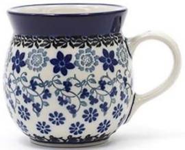 Bunzlau Farmers Mug 240 ml Belle Fleur