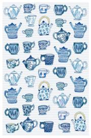Ulster Weavers Cotton Tea Towel Tea Cups