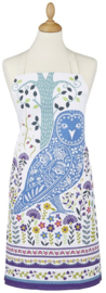 Ulster Weavers Cotton Apron Woodland Owl