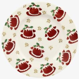 Emma Bridgewater Christmas Puddings 6 1/2 Inch Plate - 2021