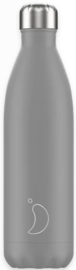 Chilly's Drink Bottle 750 ml Mono Grey