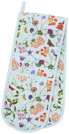 Ulster Weavers Double Oven Glove Spring Floral