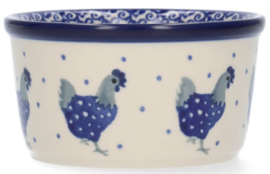 Bunzlau Ramekin Bowl 190 ml Ø 9 cm Chicken -Limited Edition-