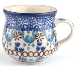 Bunzlau Farmers Mug Espresso 90 ml Seville