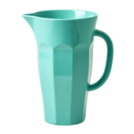Rice Melamine Pitcher 1,75L. in Dusty Green