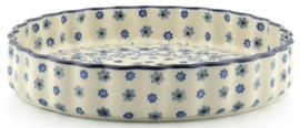 Bunzlau Pie Dish 2000 ml / 28,5 cm Winter Garden