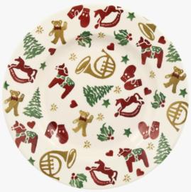 Emma Bridgewater Christmas Celebration 8 1/2 Inch Plate - 2021