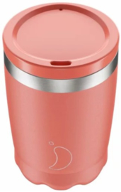 Chilly's Coffee Cup 340 ml Pastel Coral