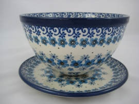 Bunzlau Berry Bowl Small Autumn Breeze