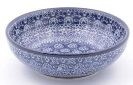 Bunzlau Serving Bowl 270 ml Ø 13 cm Lace