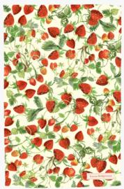 Emma Bridgewater Vegetable Garden Strawberries Tea Towel