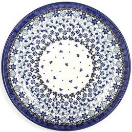 Bunzlau Plate 23,5 cm Belle Fleur