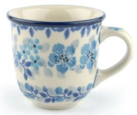 Bunzlau Tulip Mug Espresso 70 ml Melody