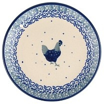 Bunzlau Cakedish 12,3 cm Chicken -Limited Edition-