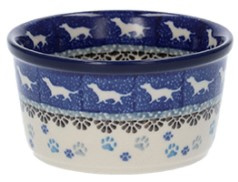 Bunzlau Ramekin Bowl 190 ml Ø 9 cm Dog -Limited Edition-