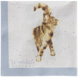 Wrendale Designs Lunch Napkins Lady of the House