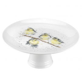 Wrendale Designs Birds Footed Cake Stand
