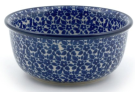 Bunzlau Salad Bowl 370 ml Indigo