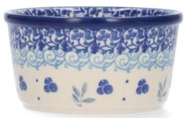 Bunzlau Ramekin Bowl 190 ml Ø 9 cm Blue Bird -Limited Edition-