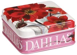 Emma Bridgewater Dahlias Pocket Tin