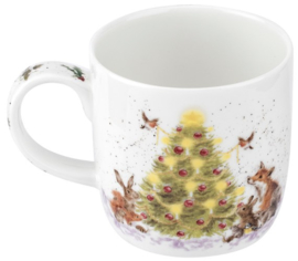 Wrendale Designs Oh Christmas Tree Mug