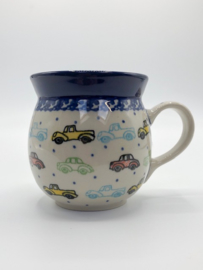 Bunzlau Farmers Mug 240 ml Car -Limited Edition-