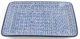 Bunzlau Tray 18 x 24 cm Buttercup