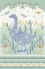 Ulster Weavers Tea Towel Woodland Goose