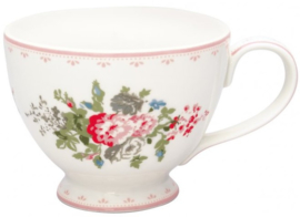 GreenGate Teacup Petricia pale pink -stoneware- *Limited Edition*
