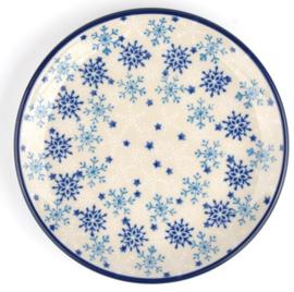Bunzlau Cakedish 16 cm Christmas Stars
