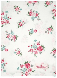 GreenGate Tea Towel Sonia white