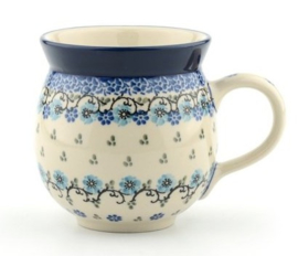 Bunzlau Farmers Mug 500 ml Royal Blue